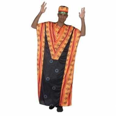 Afrikaanse kaftan foute kleding voor heren