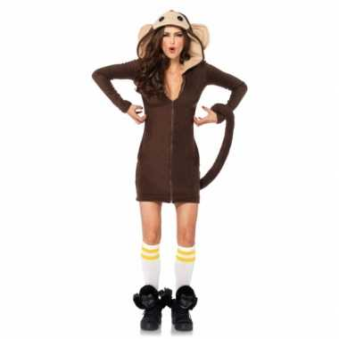 Apen foute kleding voor dames