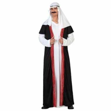 Arabische sjeik 1001 nacht foute kleding/gewaad voor heren