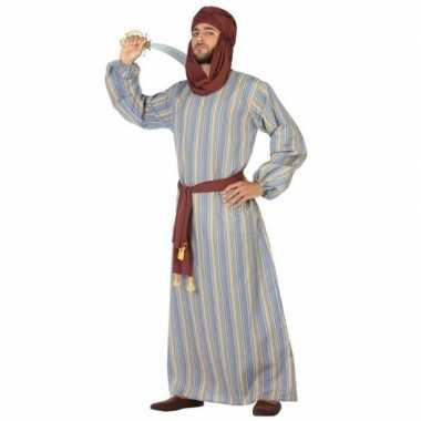 Arabische strijder ali foute kleding/gewaad voor heren