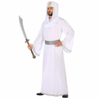 Arabische strijder hassan foute kleding/gewaad voor heren