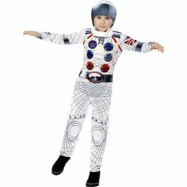 Astronauten foute kleding voor jongens