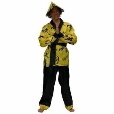 Aziatische foute kleding voor heren
