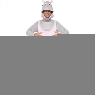 Ballerina nijlpaard foute kleding voor volwassenen
