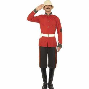 Boerenoorlog soldaat foute kleding voor heren
