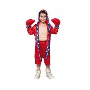 Bokser foute kleding voor kinderen rood