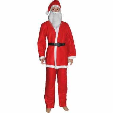 Budget kerstman foute kleding voor kinderen