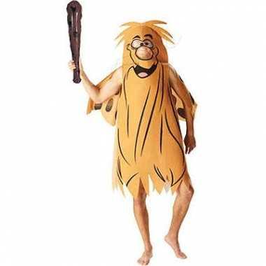 Captain caveman foute kleding