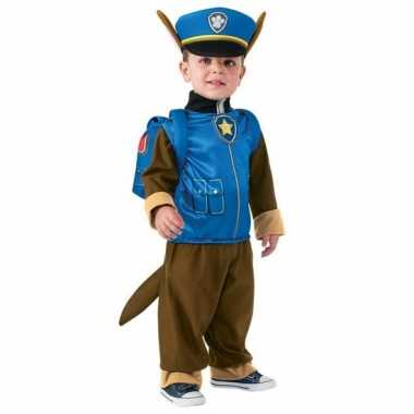 Carnaval foute kleding chase paw patrol