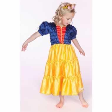 Carnaval foute kleding sprookje prinses meisjes