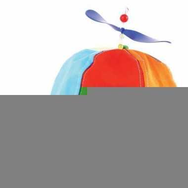 Clown foute kleding propeller petjes