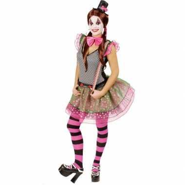 Clown foute kleding voor dames