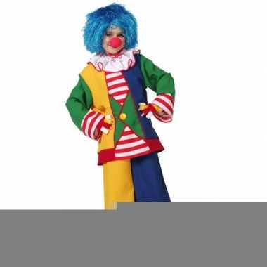 Clown foute kleding voor kinderen