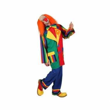 Clown foute kleding voor mannen