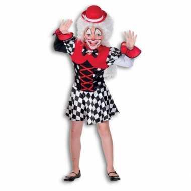 Clown foute kleding voor meisjes