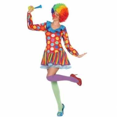 Clown jurkje/foute kleding voor dames