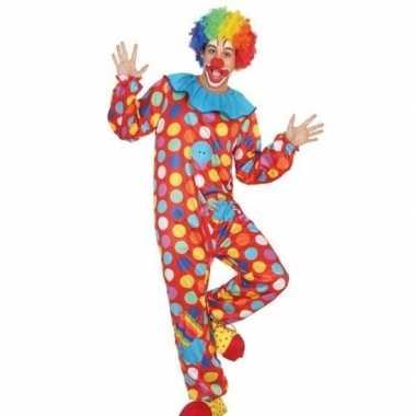 Clown pak/foute kleding voor heren