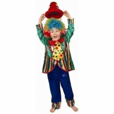 Clowns foute kleding voor kinderen