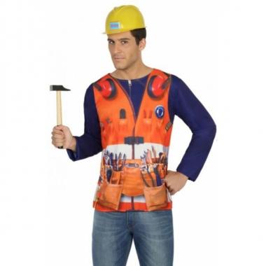 Compleet bouwvakker foute kleding voor heren