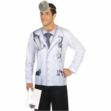 Compleet dokter foute kleding voor heren