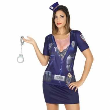 Compleet politie foute kleding voor dames