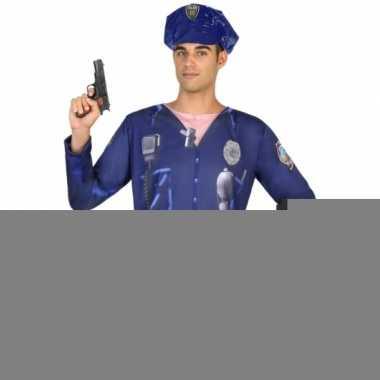 Compleet politie foute kleding voor heren