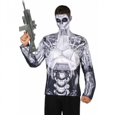 Compleet robot foute kleding voor heren