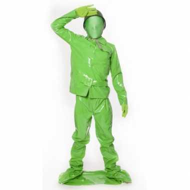 Compleet soldaat foute kleding voor kids