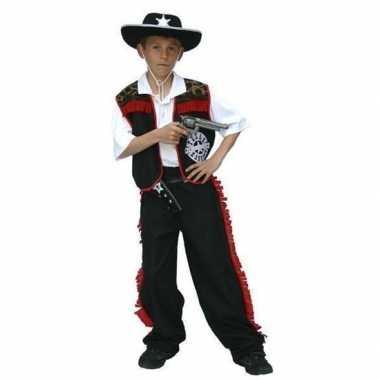 Cowboy foute kleding voor jongens