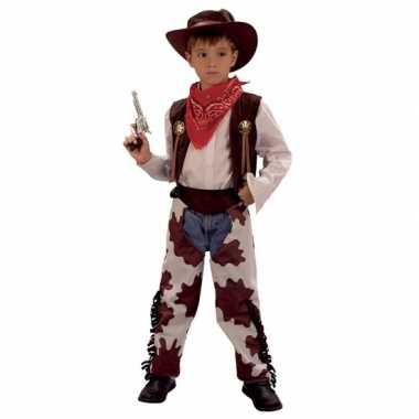 Cowboy foute kleding voor kinderen
