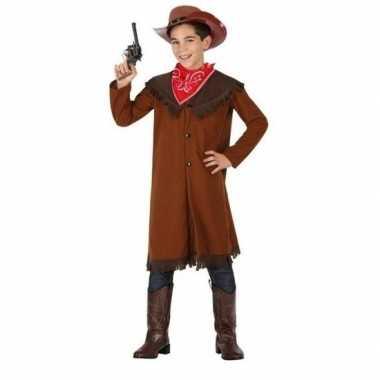 Cowboy john foute kleding voor jongens