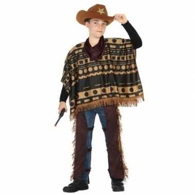 Cowboy/western pak/ foute kleding voor jongens