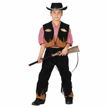 Cowboyfoute kleding voor kinderen