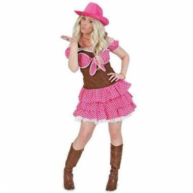 Cowgirl foute kleding dolly