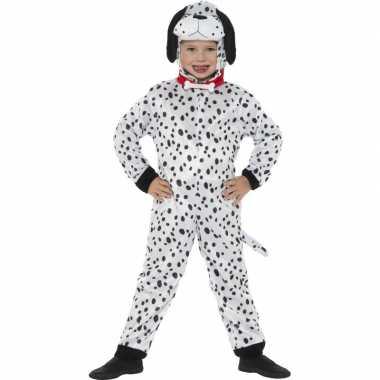 Dalmatier honden foute kleding voor kinderen
