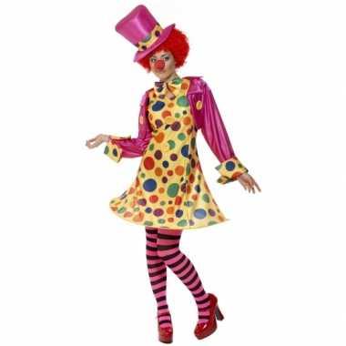 Dames clowns foute kleding