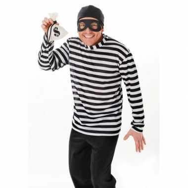 Dief of inbrekers foute kleding