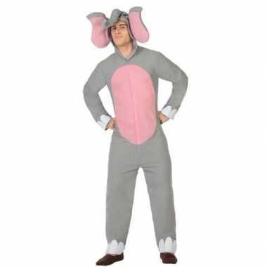 Dierenpak olifant foute kleding voor volwassenen