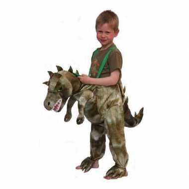 Dinosaurus foute kleding
