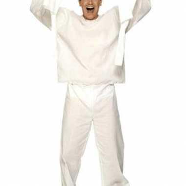 Dwangbuis patient foute kleding