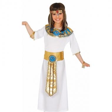 Egypte thema foute kleding voor meisjes