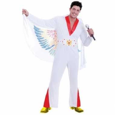Elvis rockstar foute kleding voor heren