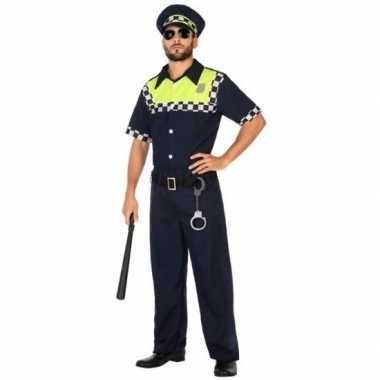 Engelse politie pak/foute kleding voor volwassenen
