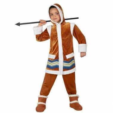 Eskimo foute kleding voor kids