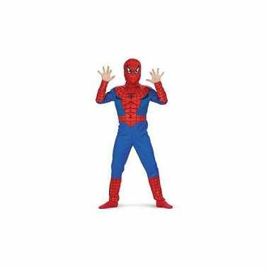 Feest spiderman foute kleding