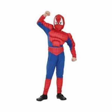 Feest spinnenheld foute kleding