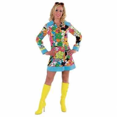 Flower power foute kleding dames