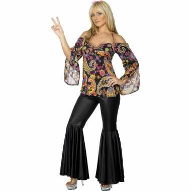 Flower power foute kleding dames