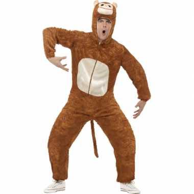 Foute apenpak carnaval volwassenen kleding