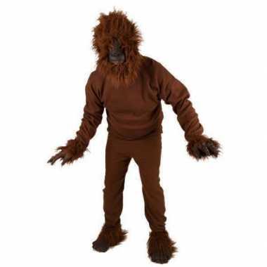 Foute apenpakken volwassenen kleding